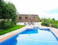 Finca privada de 3000 m. con piscina y jardines